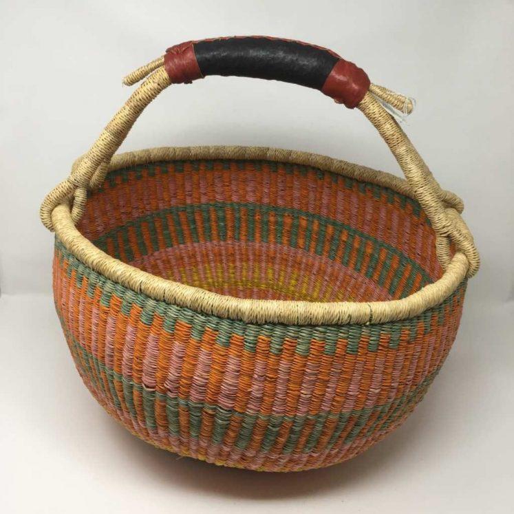 Large Bolga Basket 155
