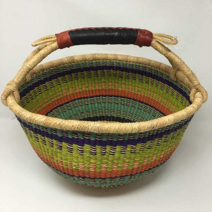 Large Bolga Basket 160