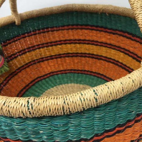 Large Bolga Basket 158