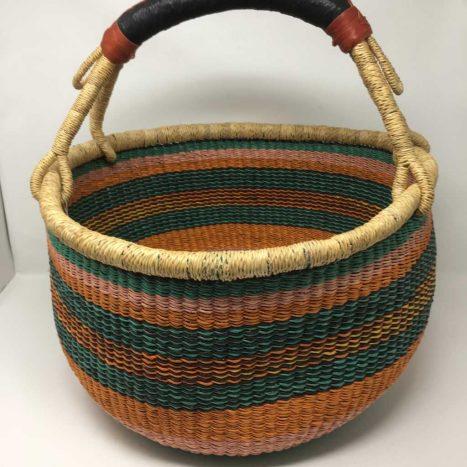 Large Bolga Basket 157