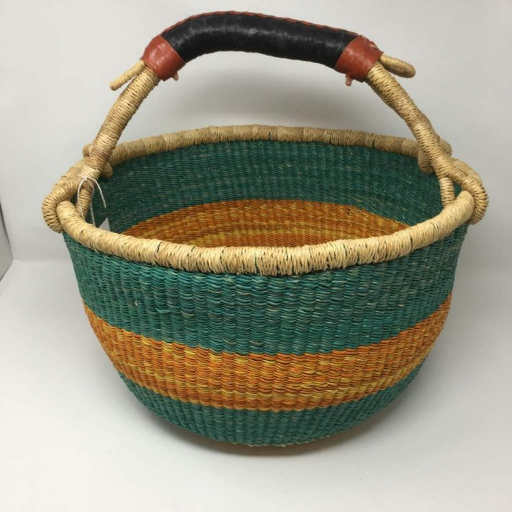 Large Bolga Basket 156