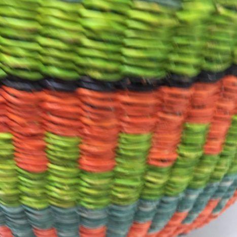 Large Bolga Basket 159