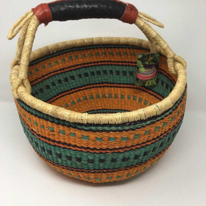Large Bolga Basket 163