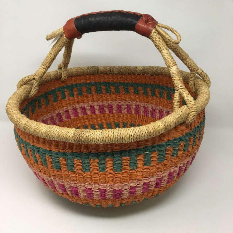Large Bolga Basket 145
