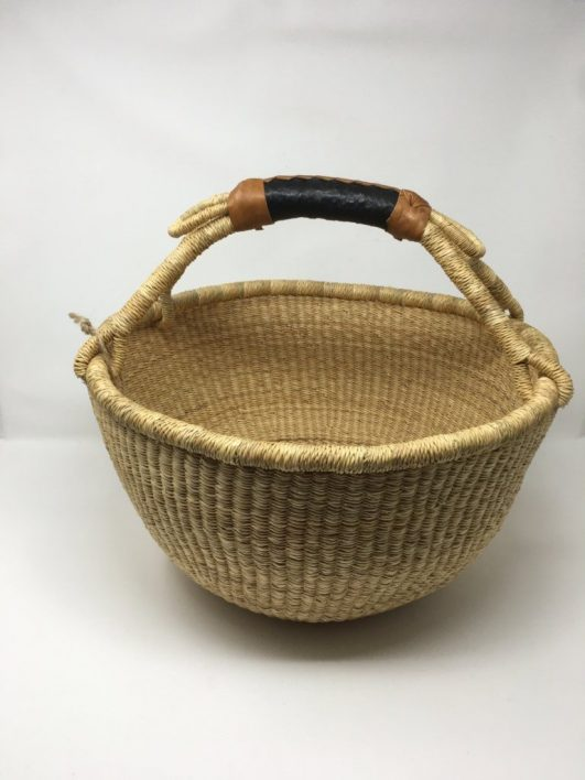 Large Bolga Basket IJB1