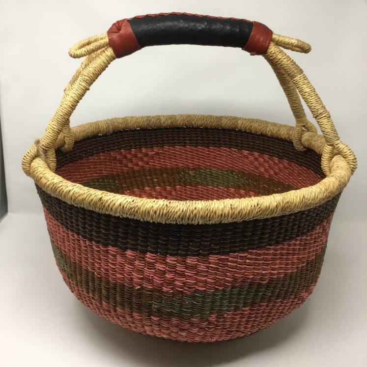 Large Bolga Basket IJB3