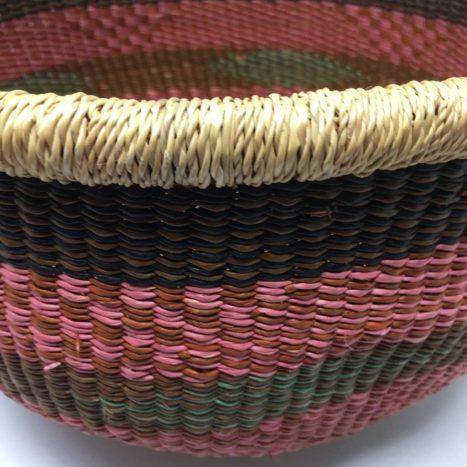 Large Bolga Basket 166