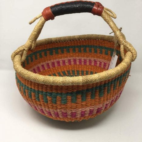 Large Bolga Basket IJB5