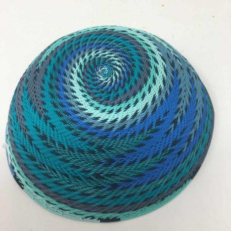 Telephone Wire Basket Ocean Waves 2