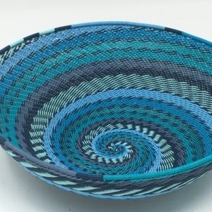 Telephone Wire Basket Ocean 2