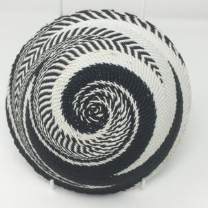 Telephone Wire Basket Zebra MX 3