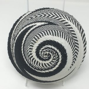 Telephone Wire Basket Zebra MX