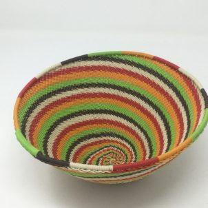 Telephone Wire Basket Savannah Spiral
