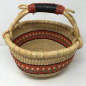 Medium Bolga Basket IJS22