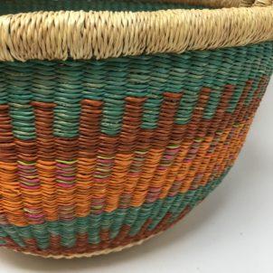 Large Bolga Basket IJB14