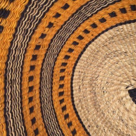 Large Bolga Basket 1820