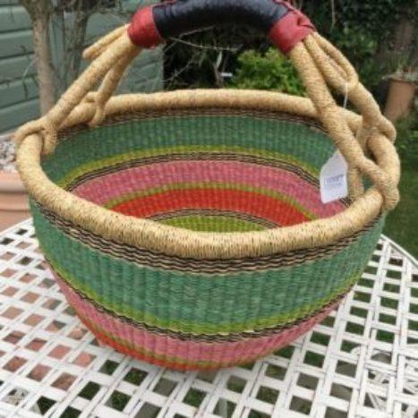 Large Bolga Basket 167