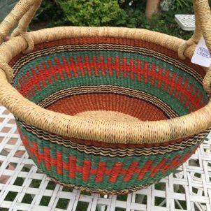 Large Bolga Basket 172