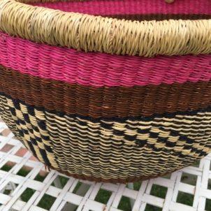 Large Bolga Basket 1817