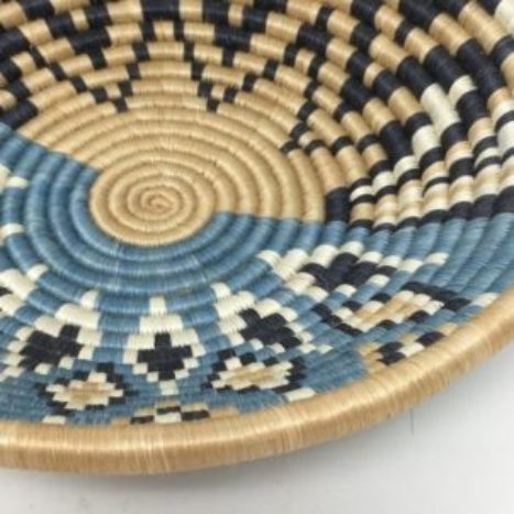 Rwandan Baskets – Bowl Mosaic