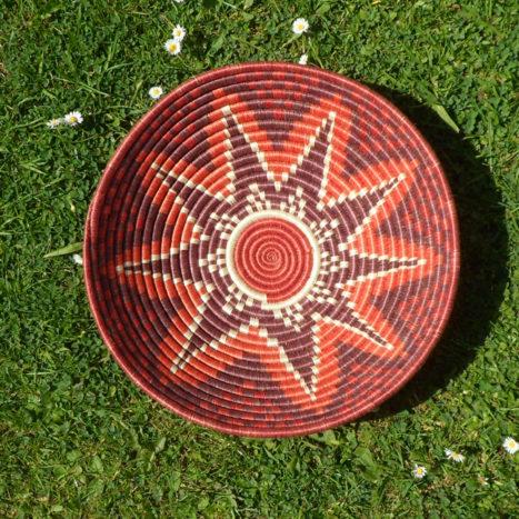 Colours of Autumn bowl