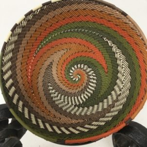 Telephone Wire Basket Africa 2