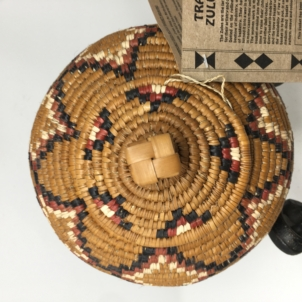 Zulu Beer Basket – Ukhamba SM