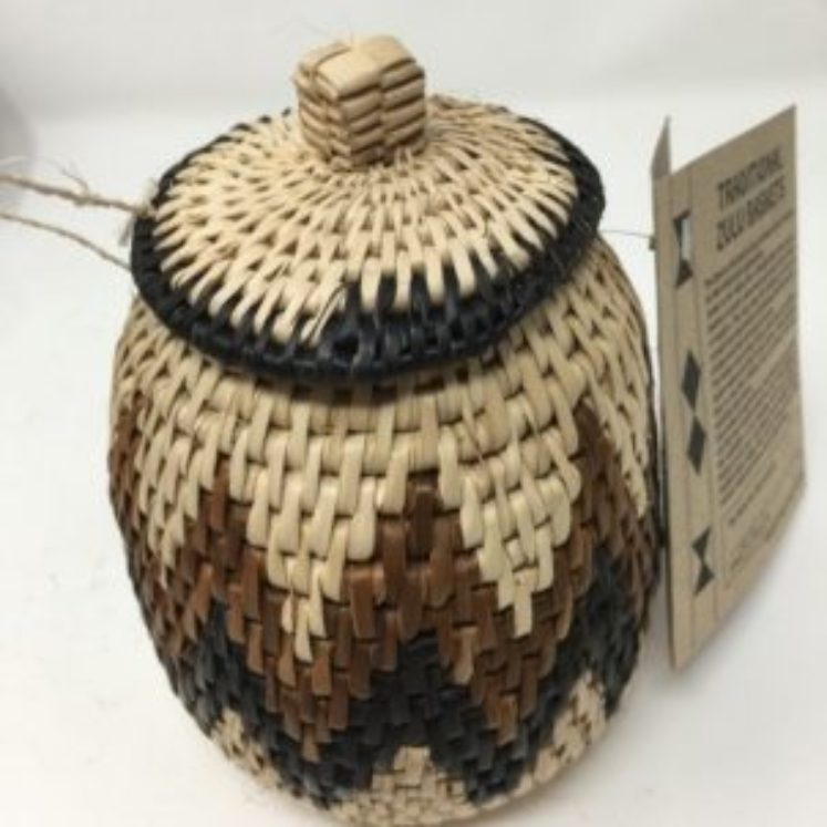 Zulu Ilala Palm Herb Baskets – Herb Special 2