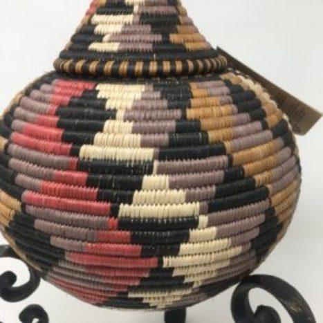 Zulu Beer Basket – Ukhamba SM2