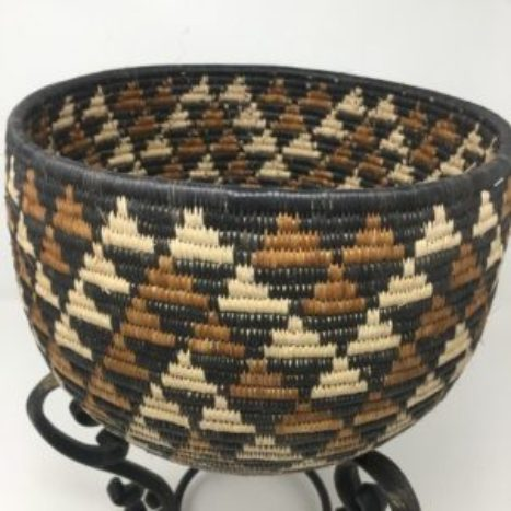 Zulu Ilala Palm Bowl BZ