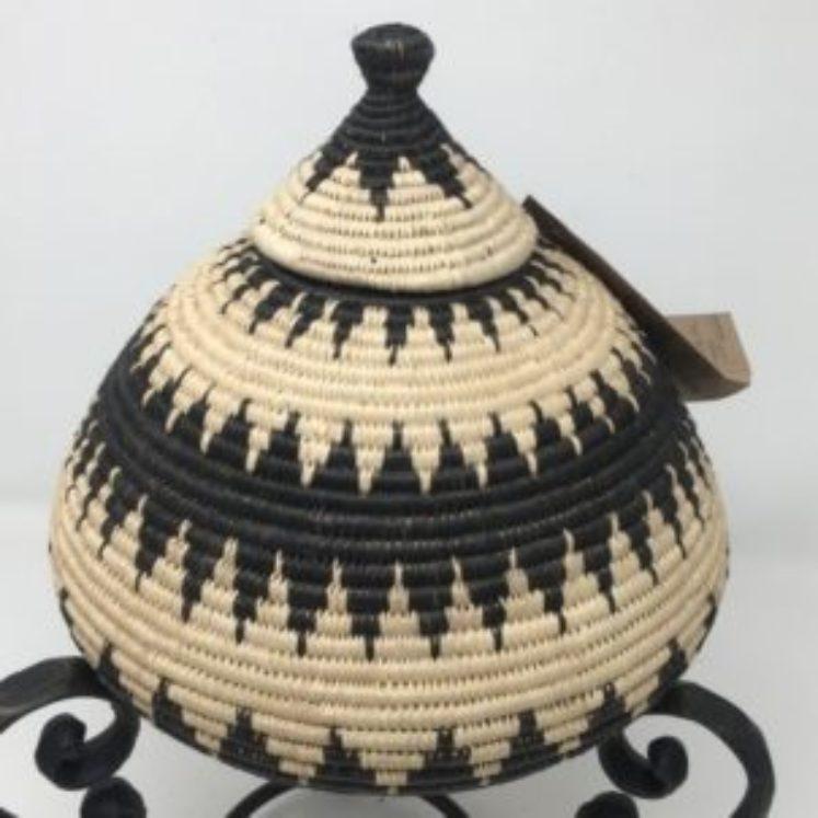 Zulu Ilala Palm Beer Basket – Ukhamba PZ