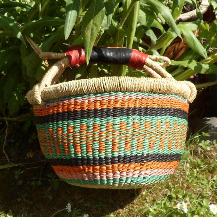 Small Bolga basket N2