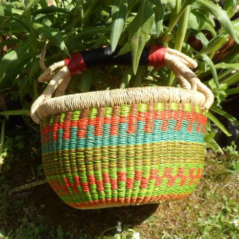 Small Bolga basket N5
