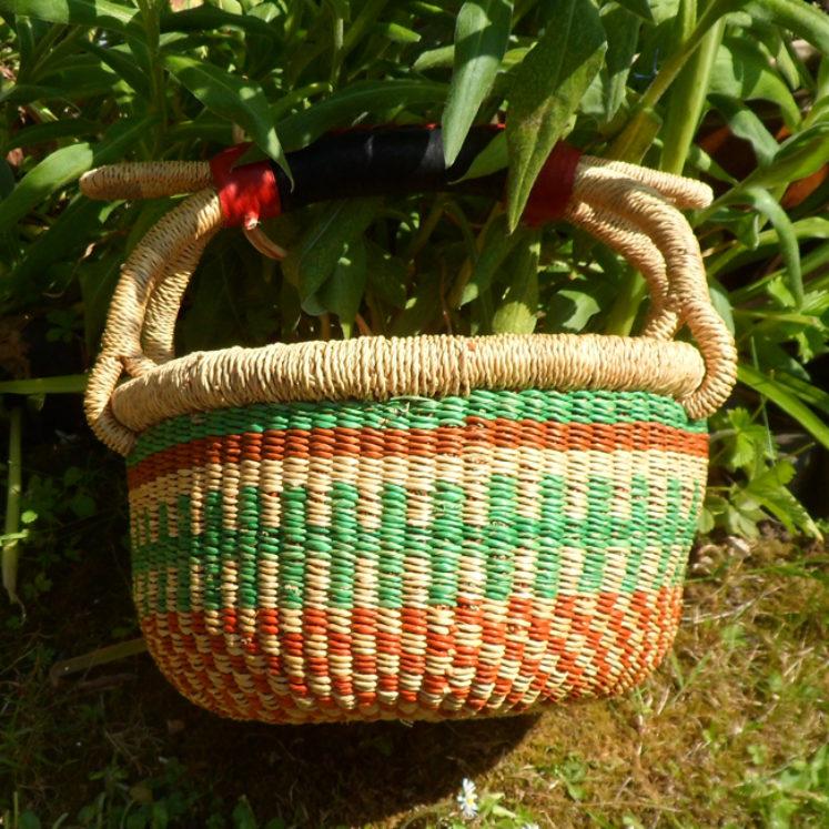 Small Bolga basket N7