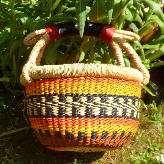 Small Bolga basket N8