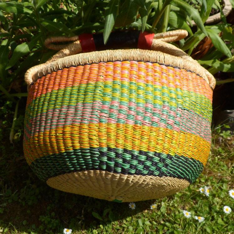 Medium Bolga basket N10