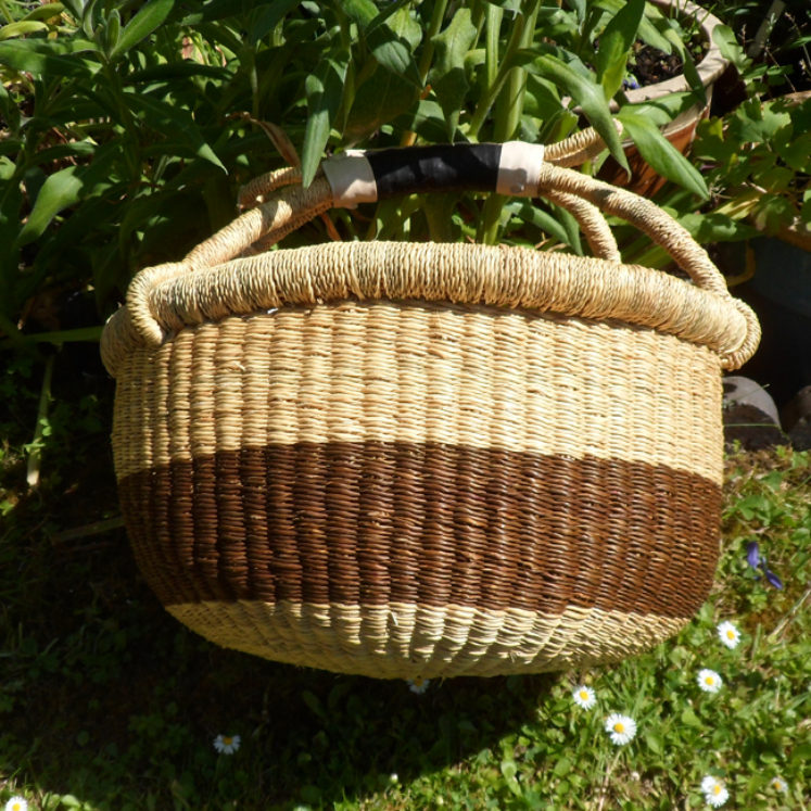 Medium Bolga basket N2