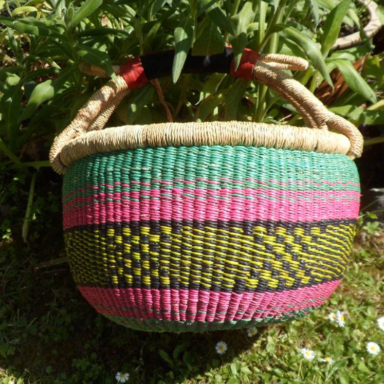 Medium Bolga basket N3