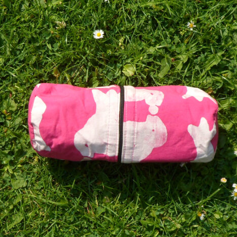 Supply case pink