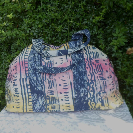 Weekend bag pink