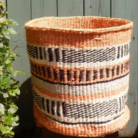 Extra large sisal basket XL1