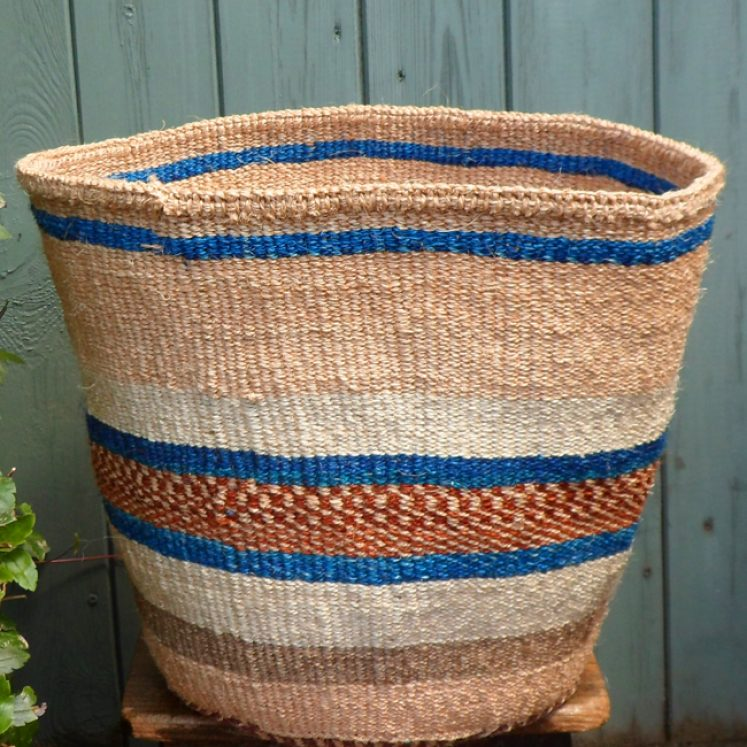 Extra large sisal basket XL12