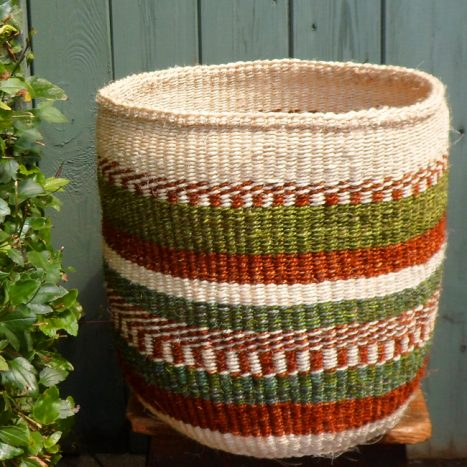 Extra large sisal basket XL14