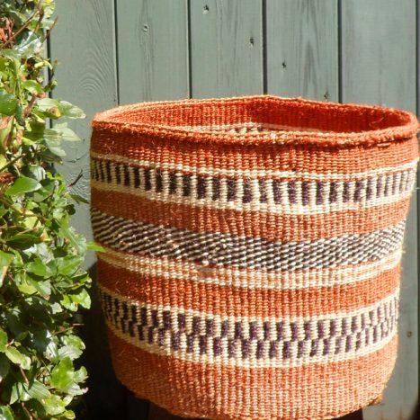 Extra large sisal basket XL2