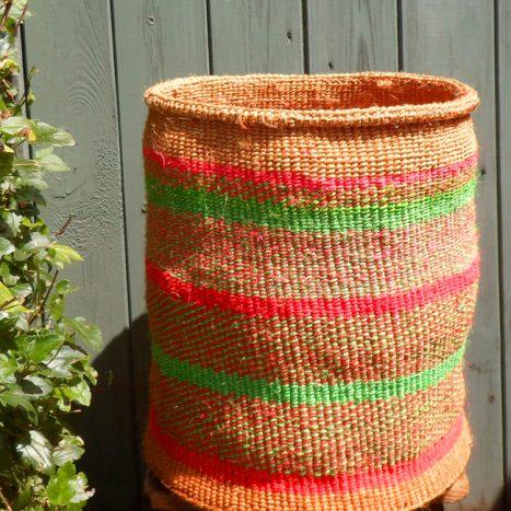 Extra large sisal basket XL13
