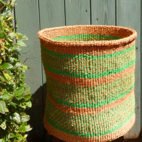 Extra large sisal basket XL9