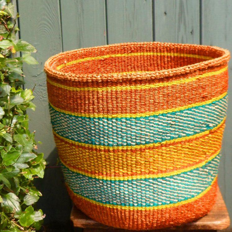 Large sisal basket L1