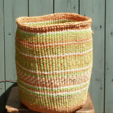Large sisal basket L15