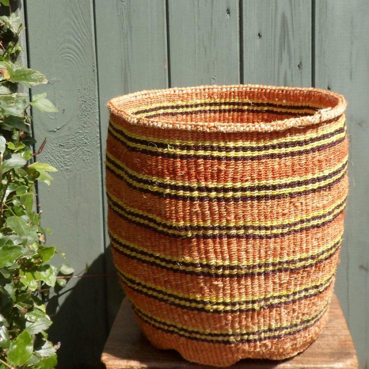 Large sisal basket L2