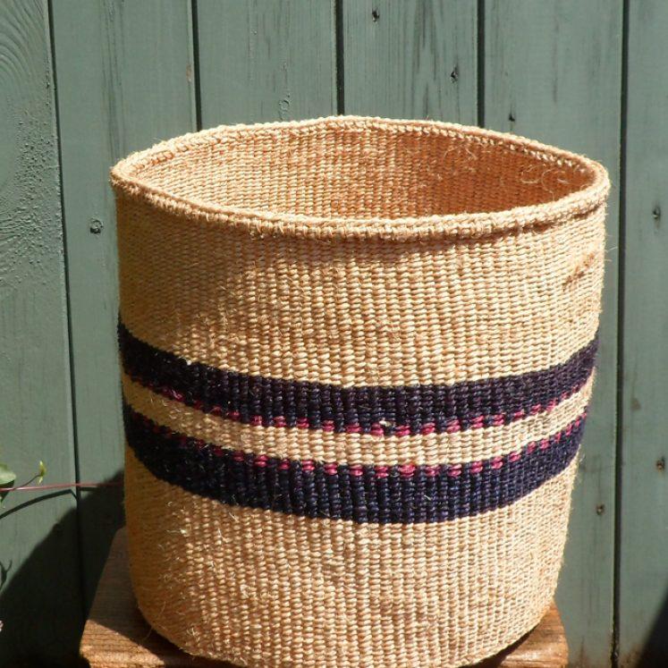 Large sisal basket L4
